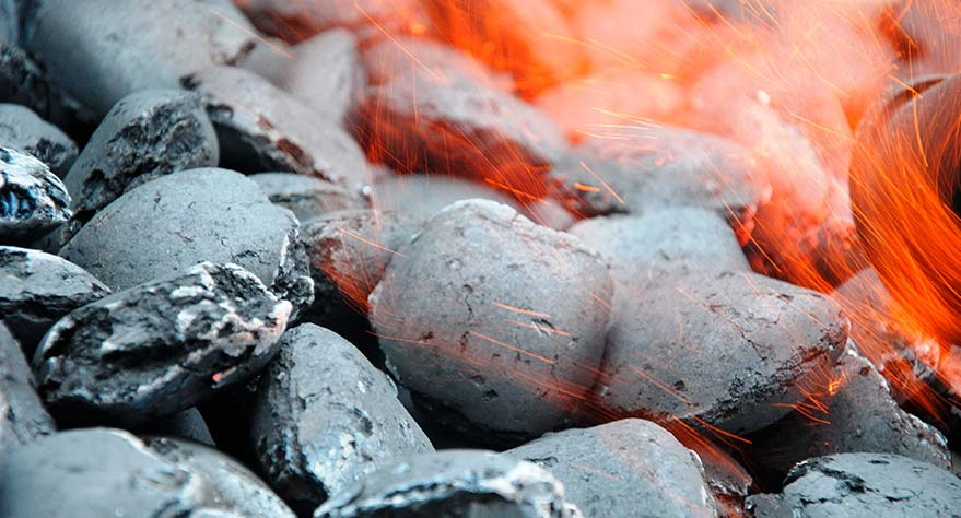 precalentamiento piedra volcanica fibraclim