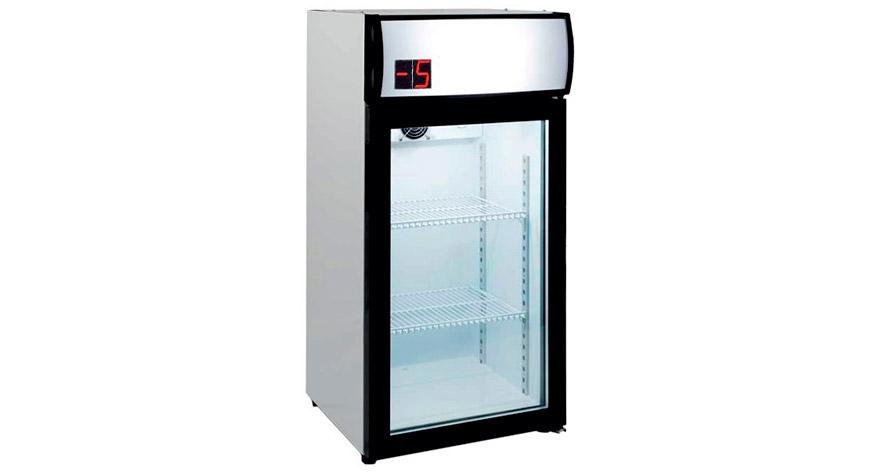 Expositores refrigerados bares fibraclim