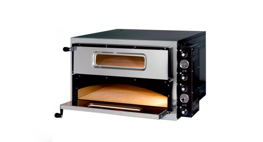 pizza crujiente horno electrico fibraclim