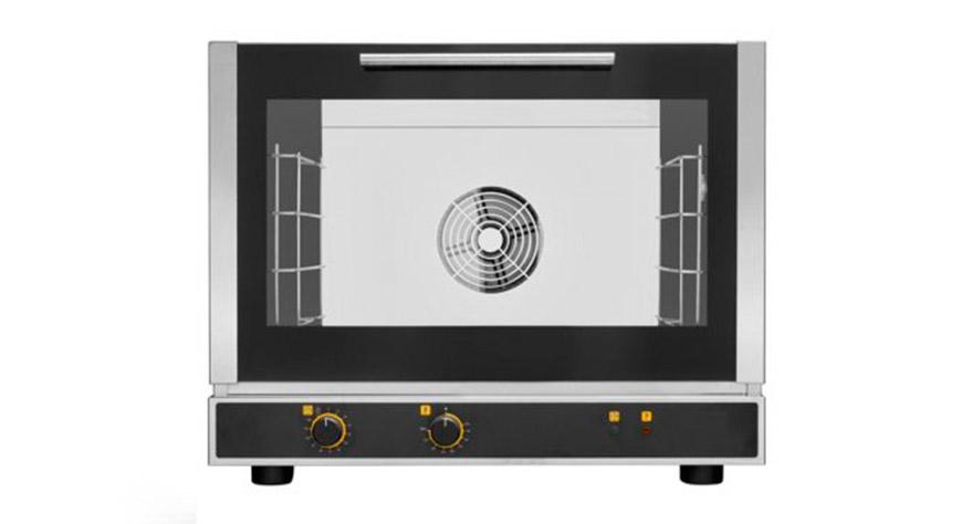 tiempo coccion hornos convección industriales fibraclim