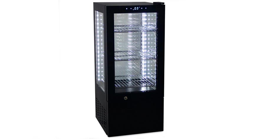 expositor refrigerado especial fibraclim