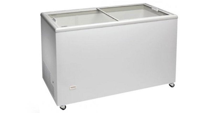 Elegir congeladores industriales puertas correderas Fibraclim