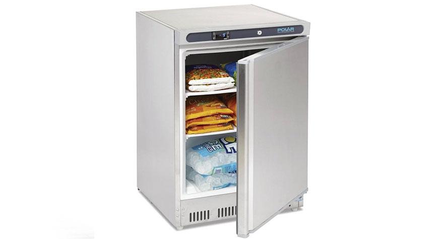 Elegir congelador industrial bajomostrador Fibraclim