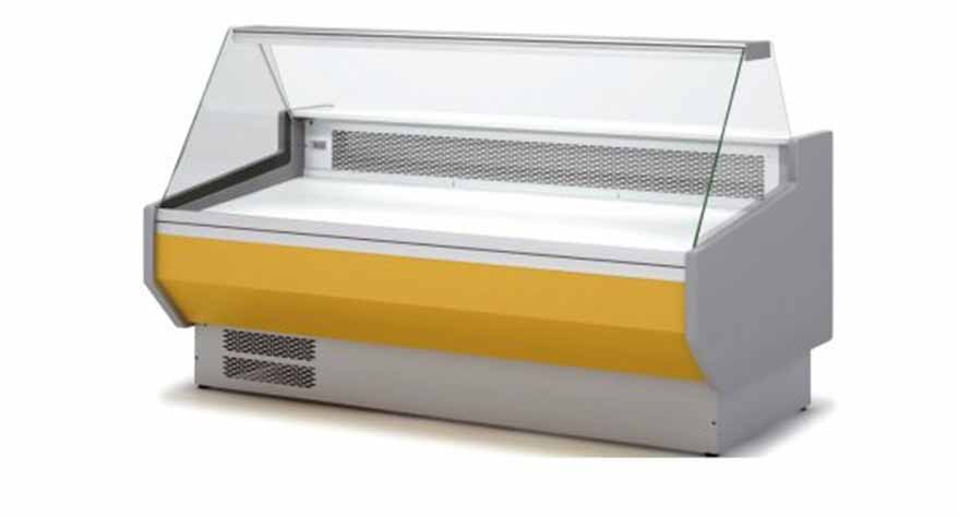 vitrina expositora refrigerada grande Fibraclim