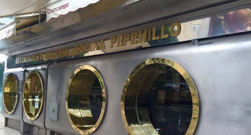 Mejores restaurantes Badajoz Galaxia Cocina Pepehillo