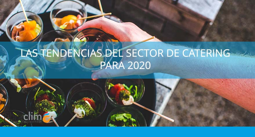 tendencias en catering