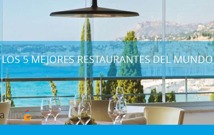 mejores restaurantes del mundo