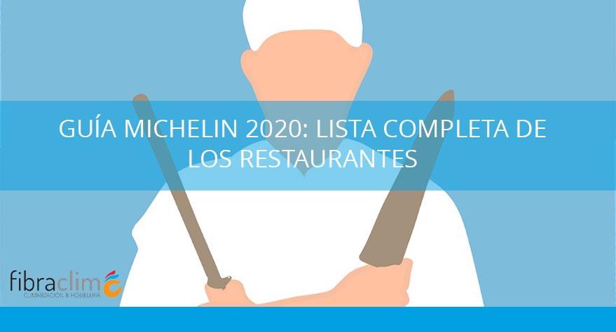 estrellas michelin 2020