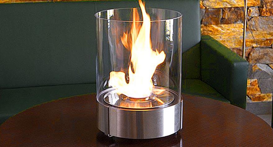 las estufas de gas de exterior valen para interior