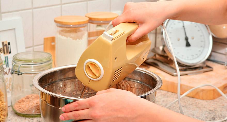 tiempo de cocción de un queque en un horno a gas