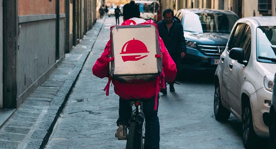 Empresa de delivery de comida