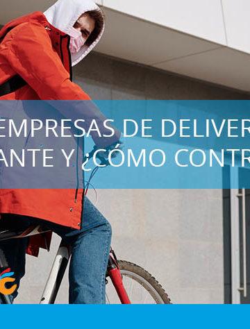 Empresas de delivery