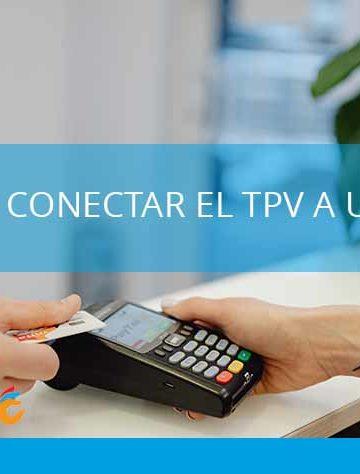 cómo conectar el TPV a un Wifi