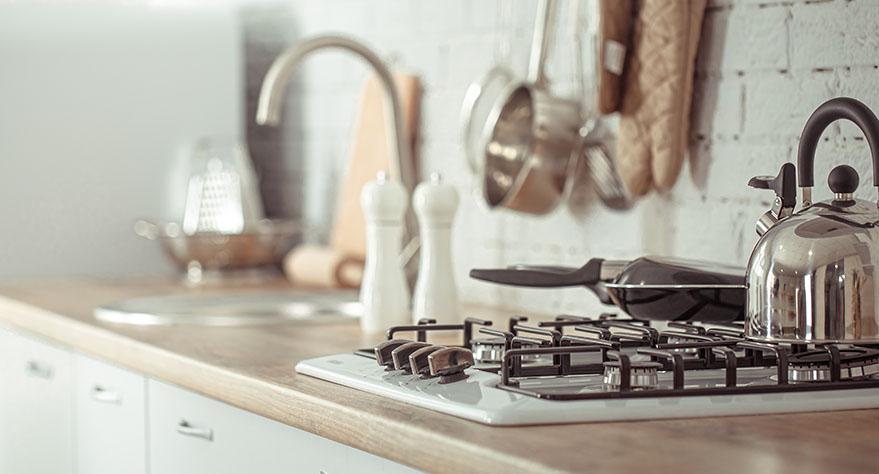 como elegir cocina gas o electrica