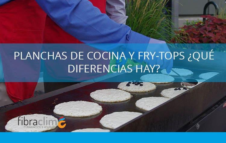plancha fry top