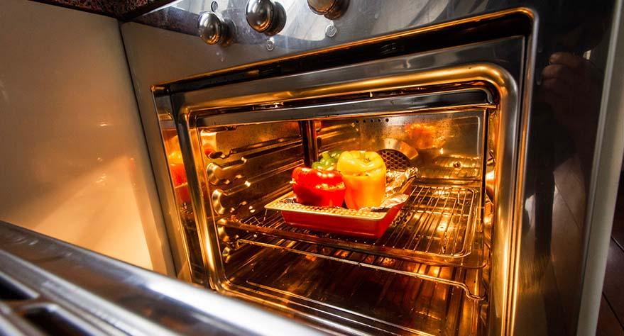 problemas con el horno